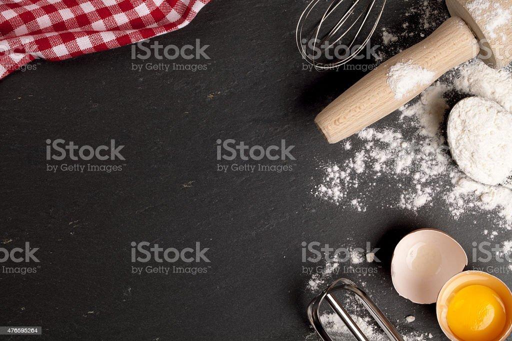 bakery background stock photo