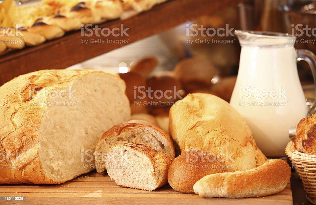 Bakery. royalty-free stock photo