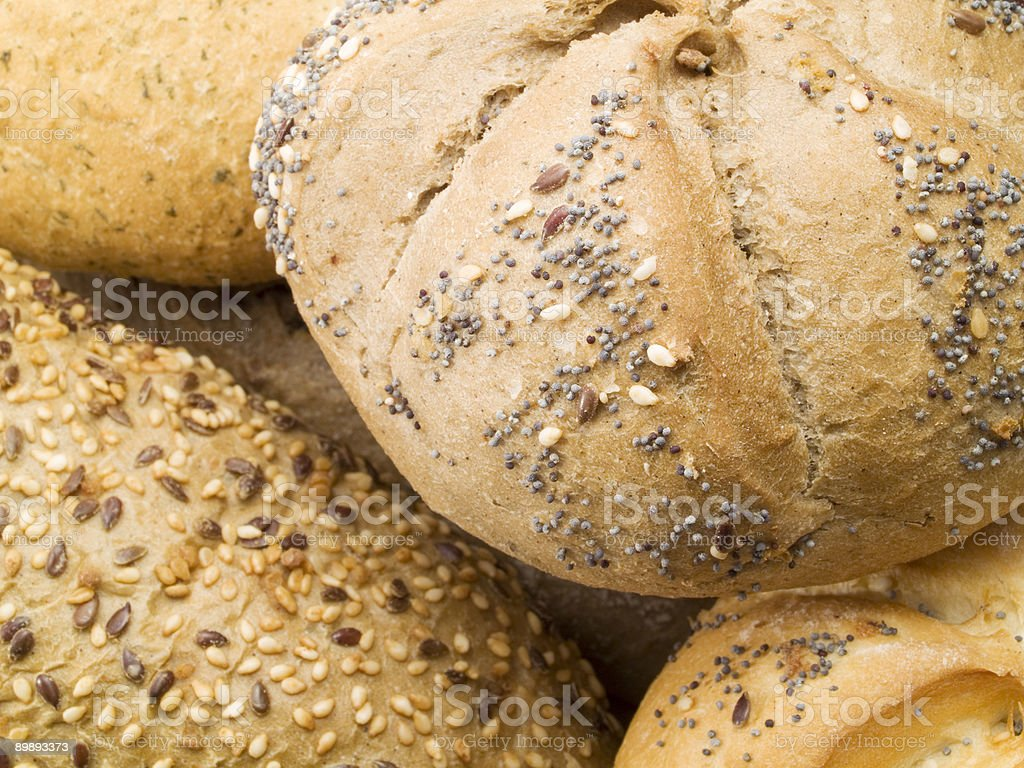 Bakery Products royalty-free stock photo