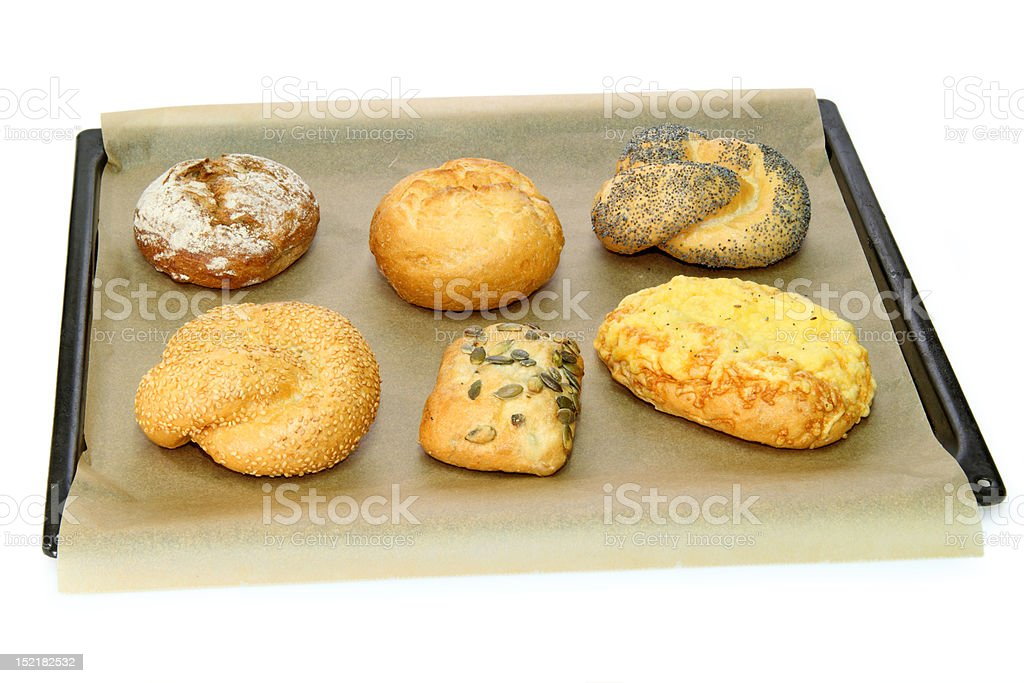 Bakery produkts stock photo