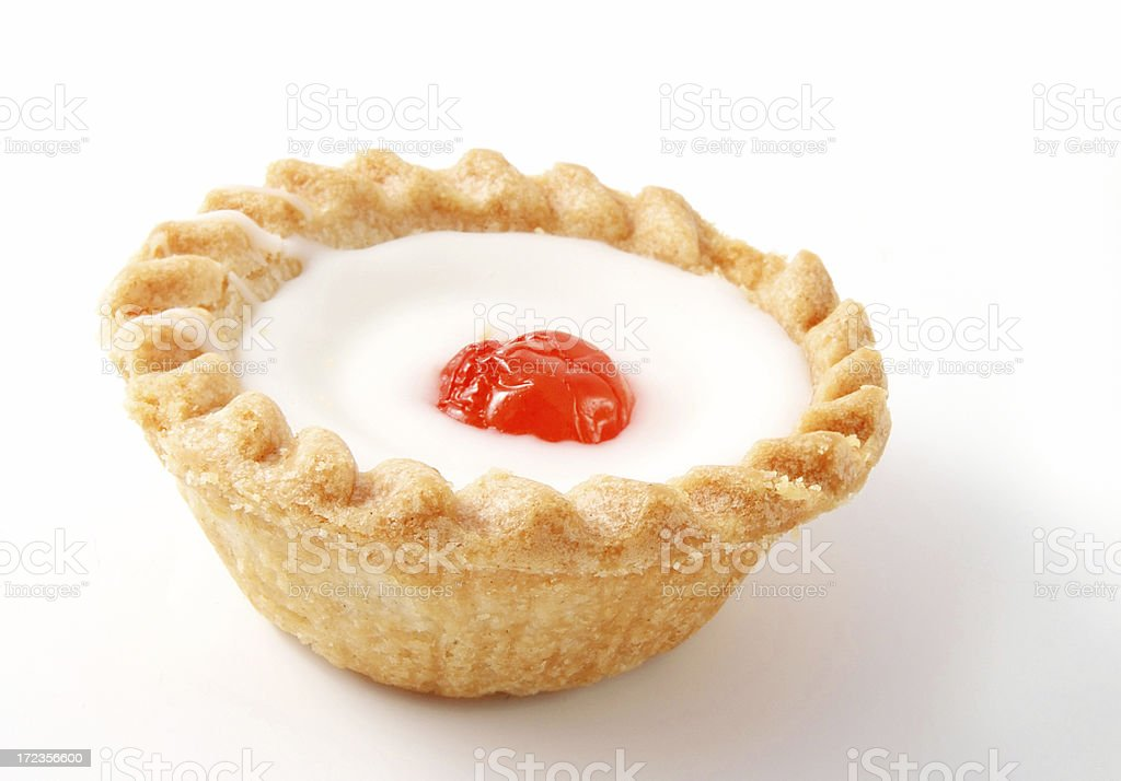 Bakewell Tart royalty-free stock photo