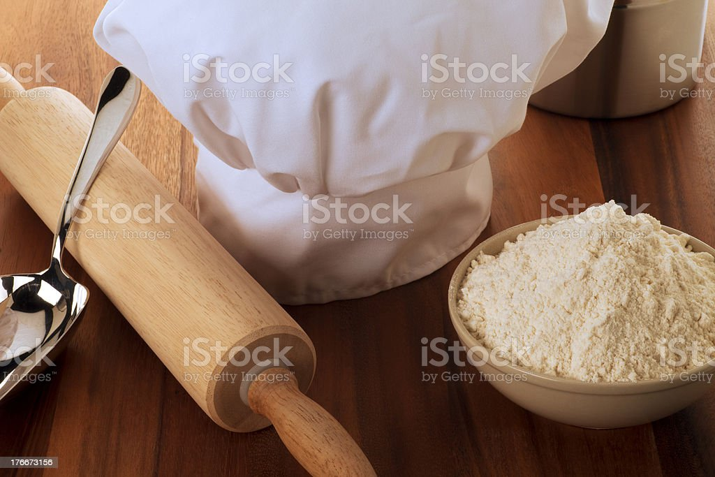 Baking and Cooking royalty-free stock photo