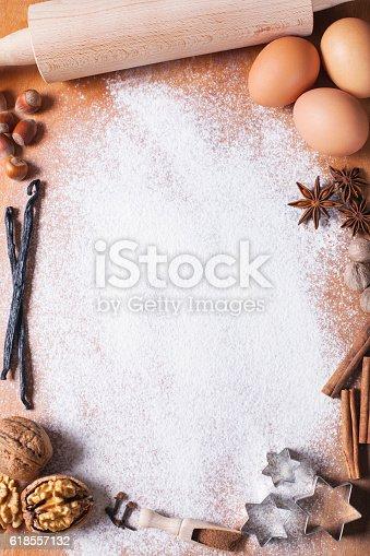 istock Baking background 618557132
