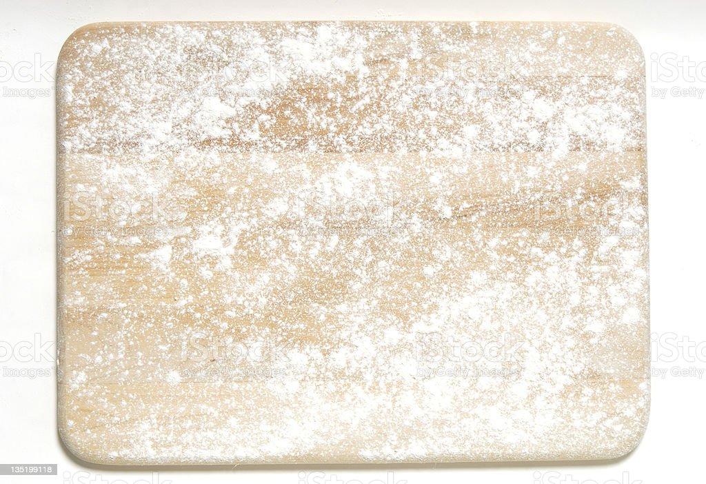 Baking Board royalty-free stock photo