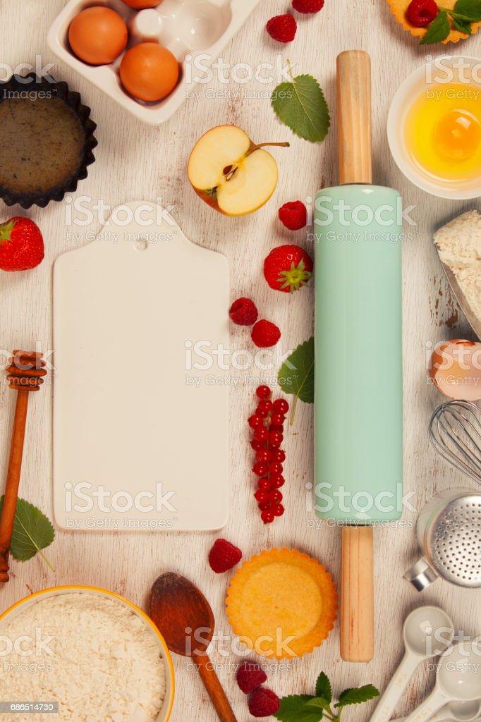 Baking concept royalty free stockfoto