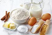 istock Baking ingredients 610746378