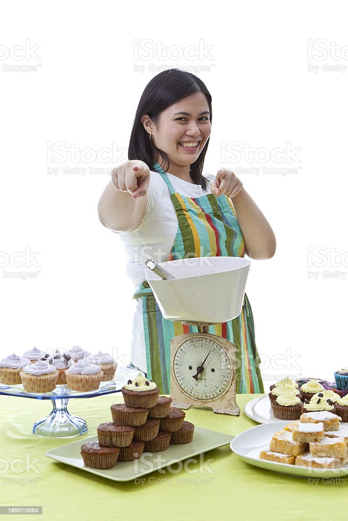 Baking is Cool royalty-free stock photo