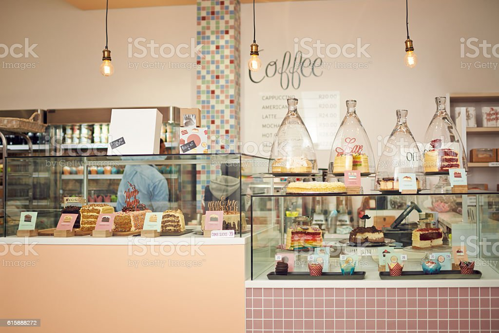 Baking is what we do stock photo