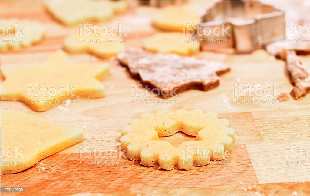 Kekse Backen Weihnachten.Backen Weihnachten Kekse Und Geback Stockfoto Und Mehr