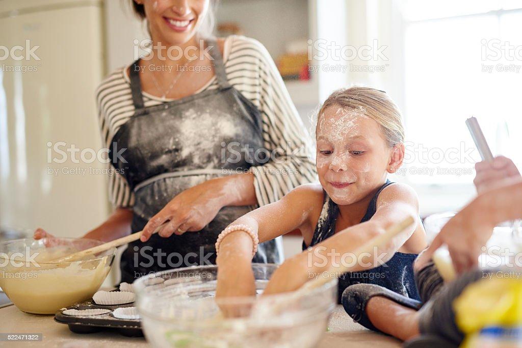 Bäckerei ein Sturm! – Foto