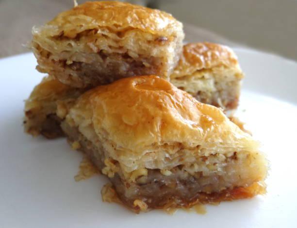 Baklava dessert - Photo