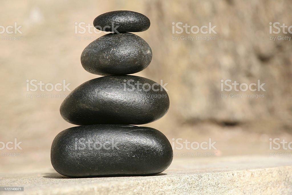 Balance 4 royalty-free stock photo