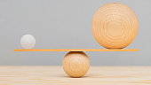 istock balance and harmony with different balls 1271176645