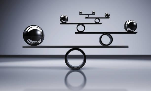 balance-business-lifestyle-konzept - gleichgewicht stock-fotos und bilder