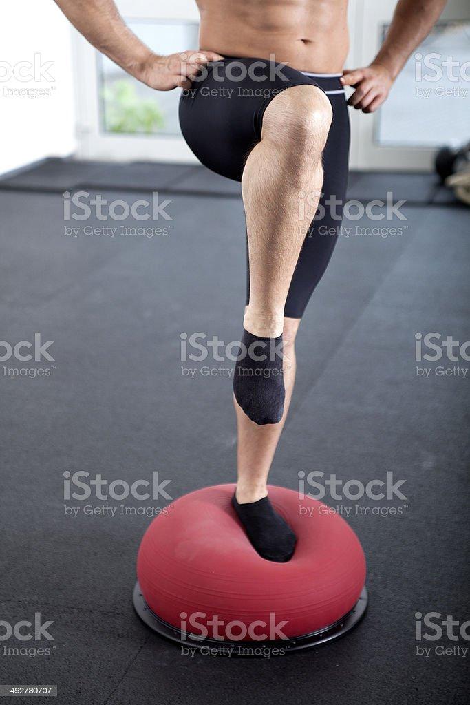Balance Close-up stock photo