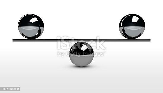 istock Balance Concept 807784428