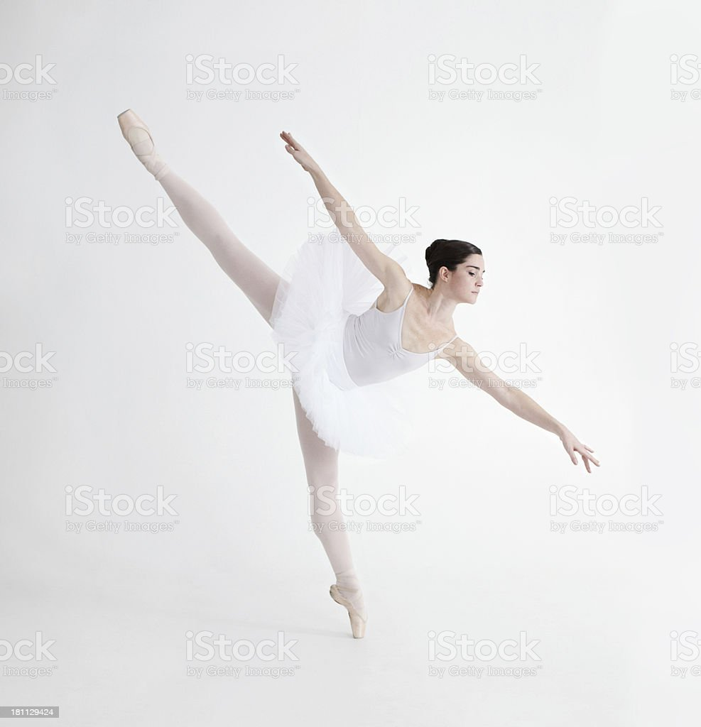 Balance is crucial royalty-free stock photo