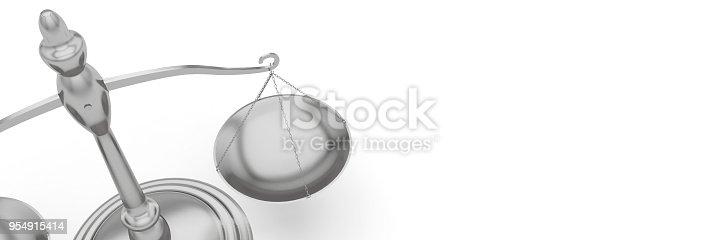 balance justice 3D