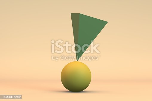 876632832 istock photo Balance, Minimal Concept 1054918762