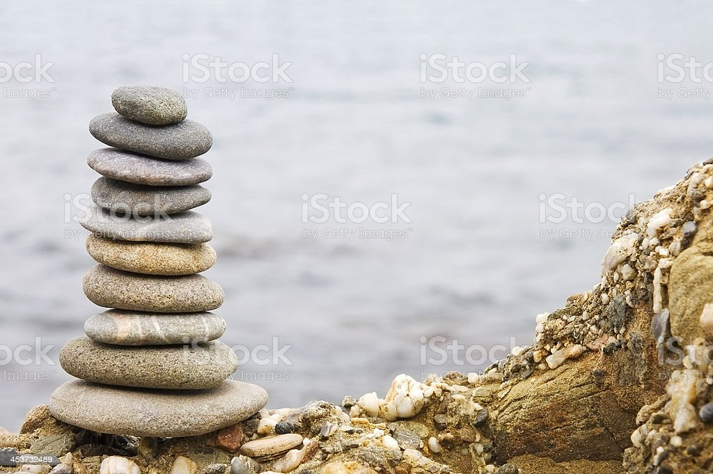Balance royalty-free stock photo
