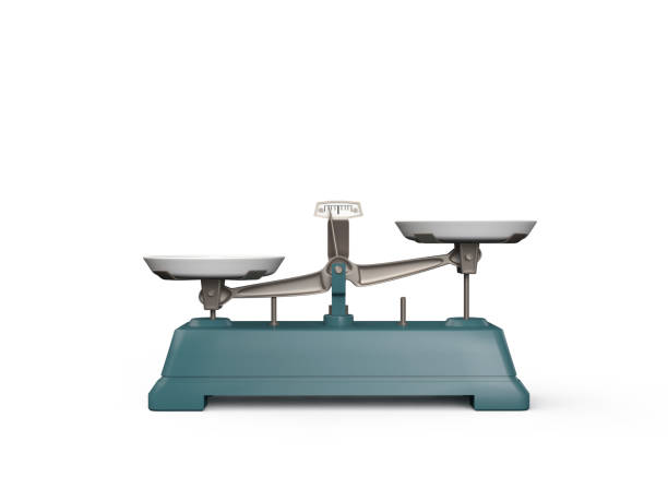 balance scale - scale stock photos and pictures