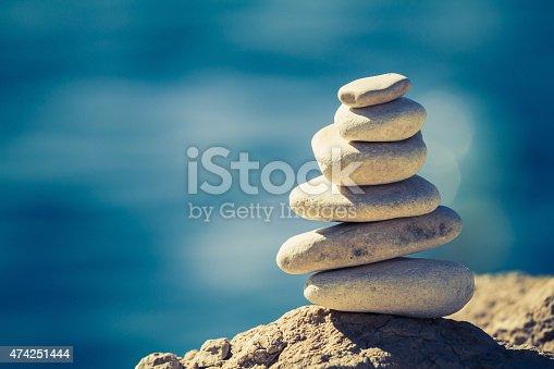 istock Balance spa wellness concept 474251444