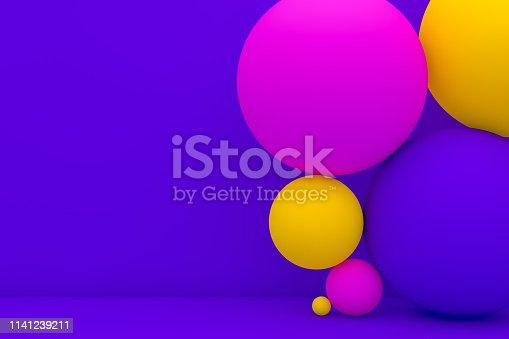 1086776968 istock photo Balance Spheres, Minimal Concept 1141239211