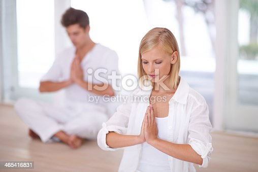 1060280766istockphoto Balanced and at peace 465416831
