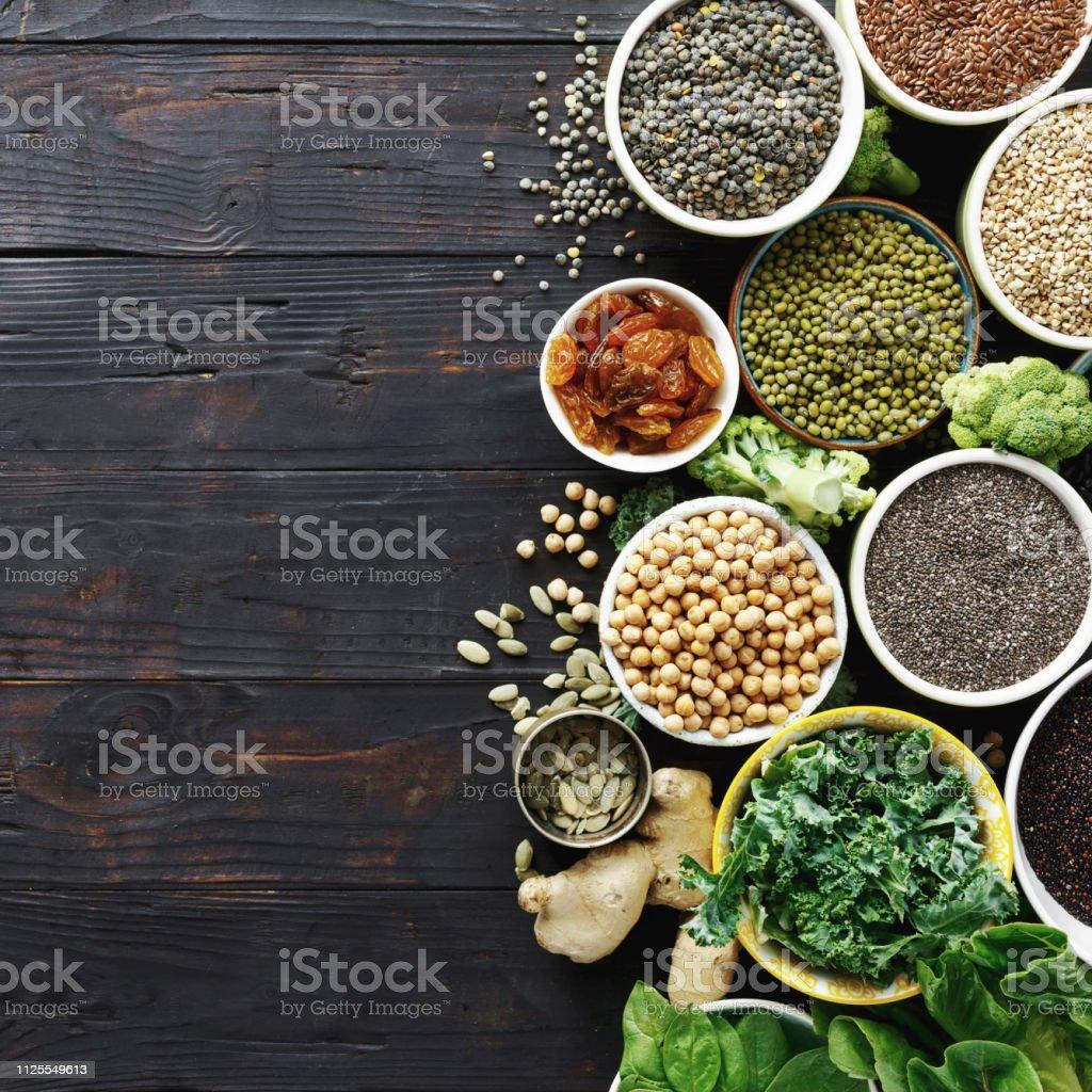 Dieta de los superalimentos
