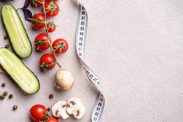 Balanced food healthy vegetables and measure tape picture id1159362221?b=1&k=6&m=1159362221&s=612x612&w=0&h=jkilhkd dnwgw4rq2en5uwxkrgxpejnimy4mfu9jgwm=