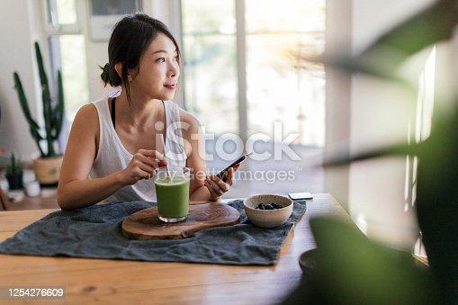 istock A Balanced Vegan Diet & Sustainable Lifestyle 1254276609