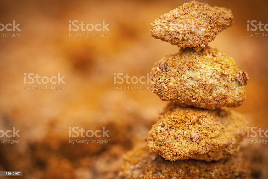 Balanced world royalty-free stock photo