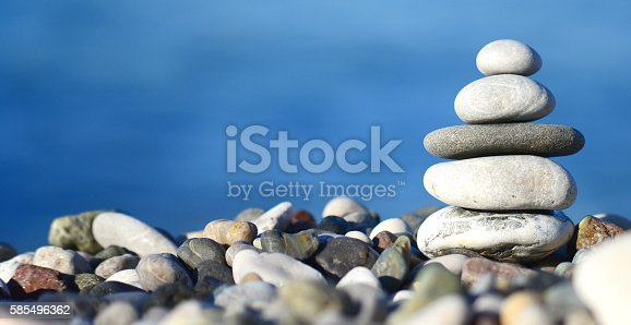 istock balancing stone tower 585496362