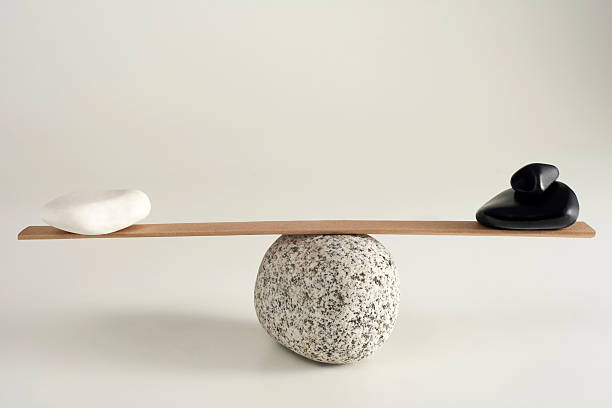 Balancing Steinen – Foto