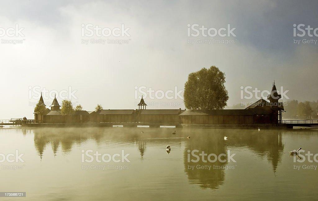 Balaton stock photo