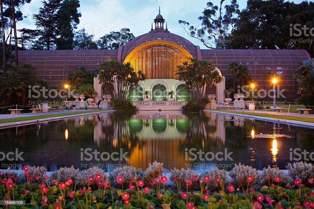 Balboa Atrium stock photo
