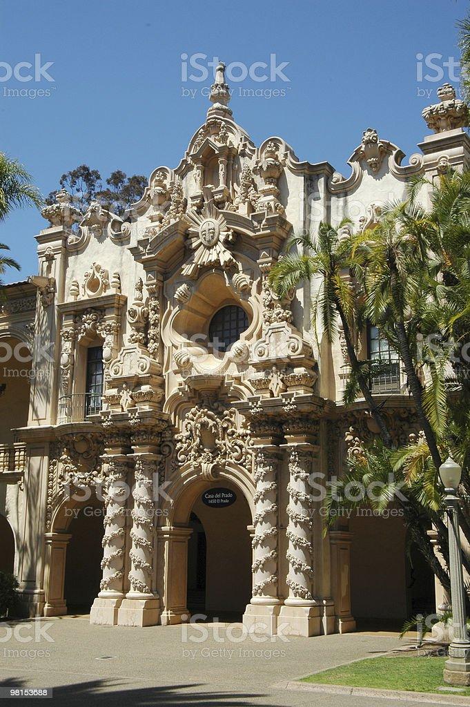 Balboa Park 3 royalty-free stock photo