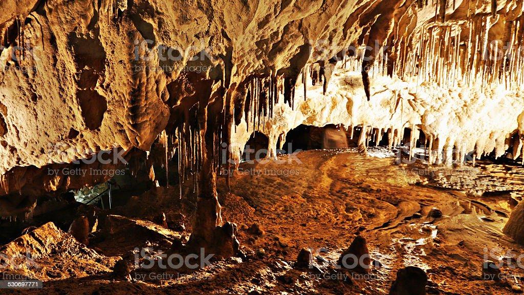 Balcarka Cave In The Moravsky Kras Moravian Karst Stock Photo & More ...