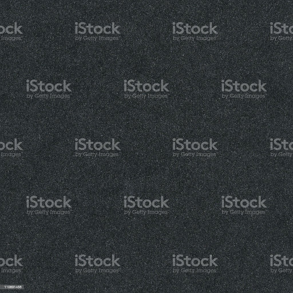 Balck seamless metallized paper background royalty-free stock photo