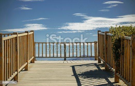 istock Balcon del cielo - Balcony of heaven 599955662