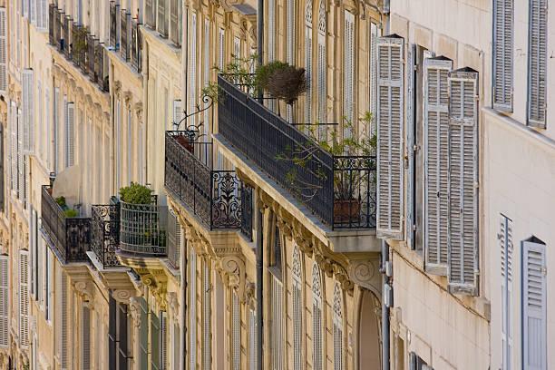 Balkone in Marseille – Foto