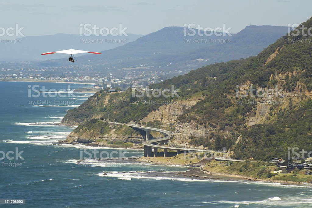 Bald Hill Lookout stock photo