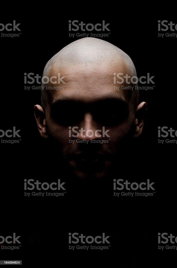 Balding MonteChegro stock photo