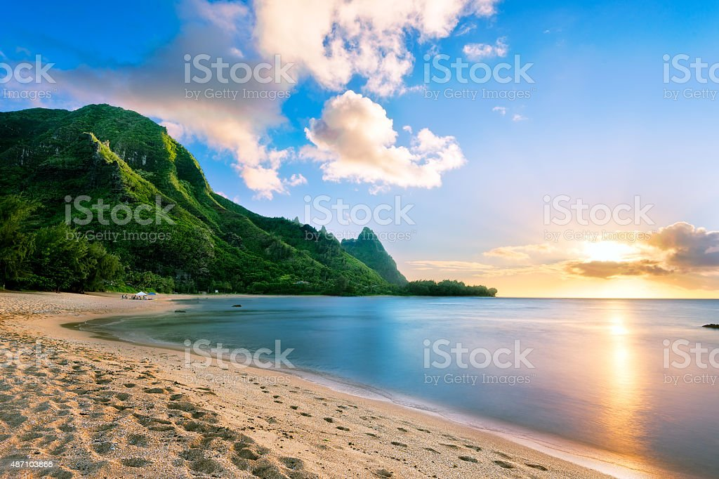Bali Hai stock photo