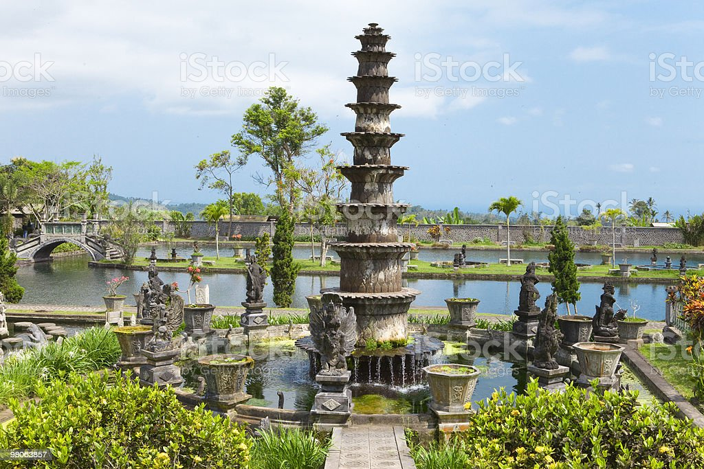 Bali, Indonesia foto stock royalty-free