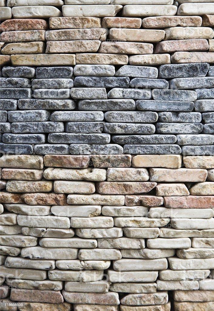 Bali stones royalty-free stock photo
