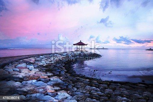 istock Bali Sunset 475038074