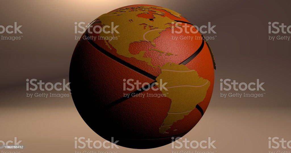 Ball 1 stock photo