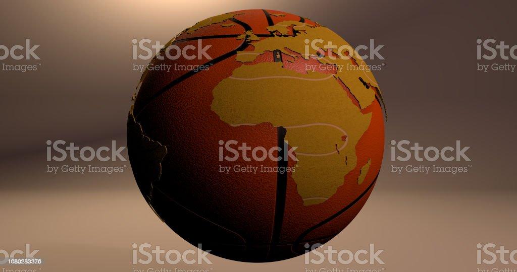 Ball 2 stock photo