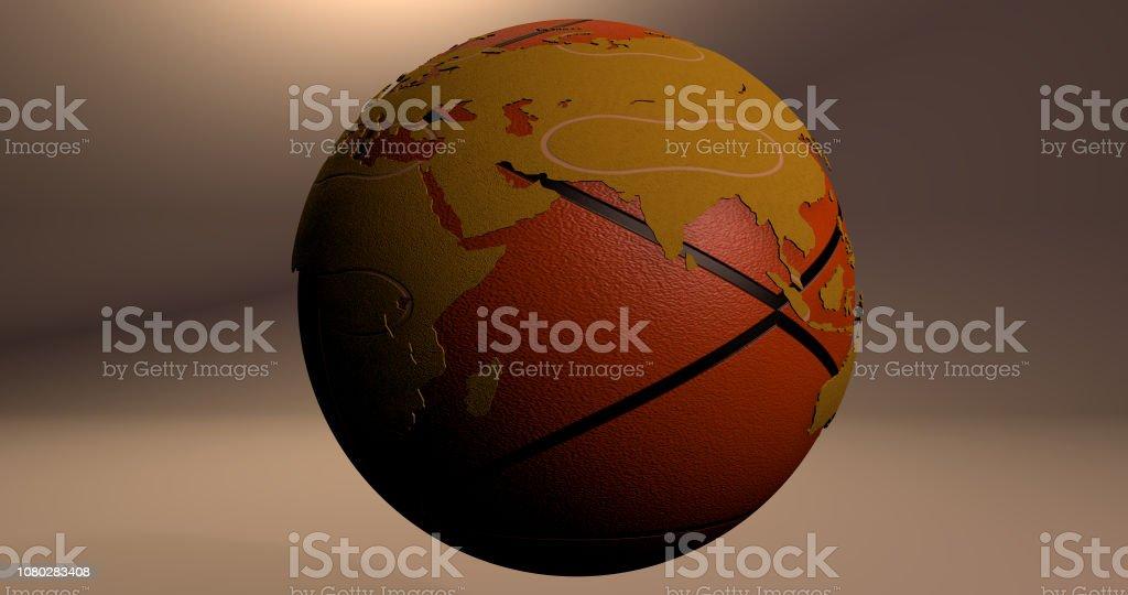 Ball 3 stock photo